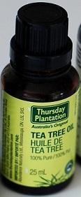 הסרת עובש שמן עץ התה